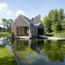 Modern houses of wood - Pictures nr 2