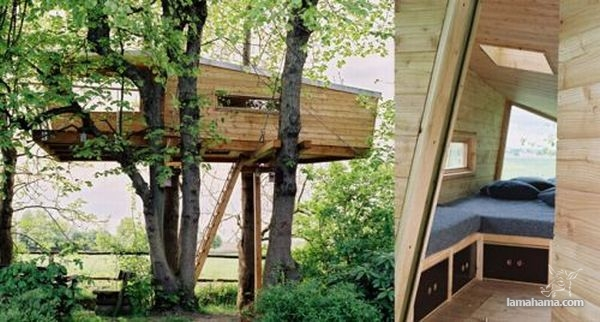 Modern houses of wood - Pictures nr 6