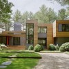 Modern houses of wood - Pictures nr 7