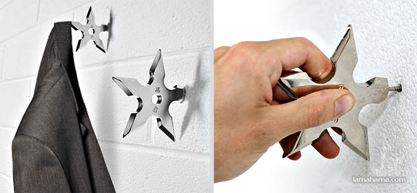 Creative Wall Hook Designs - Pictures nr 1