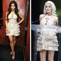 Celebrities in the same costume - Pictures nr 4