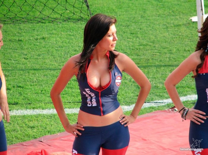 Cheerleaders from Mexico - Pictures nr 1