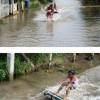 Interesting Thailand Flood Hacks - Pictures nr 11