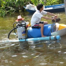 Interesting Thailand Flood Hacks - Pictures nr 2