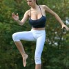 Morning Yoga with Jordan Carver - Pictures nr 13