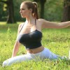 Morning Yoga with Jordan Carver - Pictures nr 5