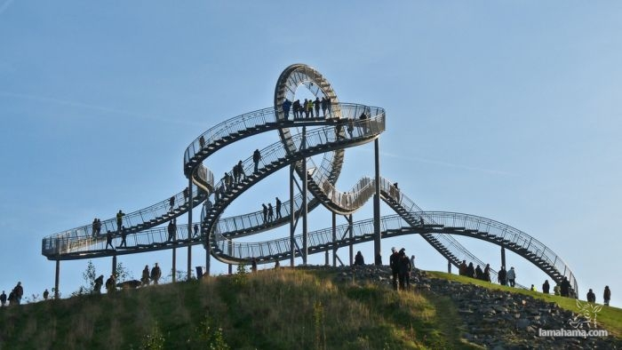 First walkable rollercoaster in the world - Pictures nr 1