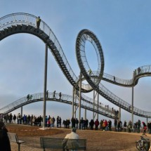 First walkable rollercoaster in the world - Pictures nr 3