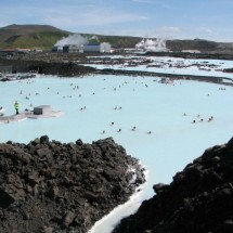 Geothermal Blue Lagoon in Iceland - Pictures nr 284