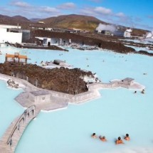Geothermal Blue Lagoon in Iceland - Pictures nr 2