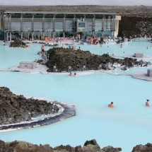 Geothermal Blue Lagoon in Iceland - Pictures nr 3