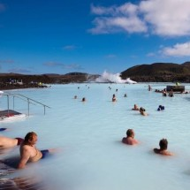 Geothermal Blue Lagoon in Iceland - Pictures nr 4