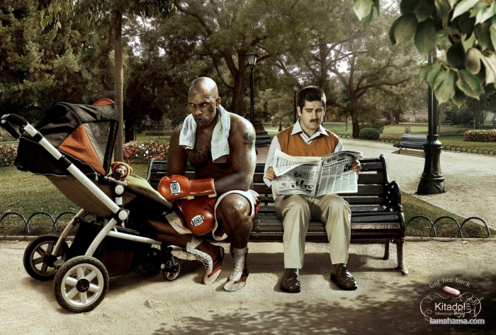 Creative advertising - Pictures nr 1