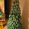 How to make a Christmas tree with beer cans? - Pictures nr 11
