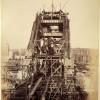 Old photos from the construction of London Tower Bridge - Pictures nr 3