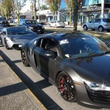 Confiscated 13 cars for racing in Vancouver - Pictures nr 300