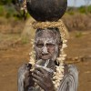 Women from the Mursi tribe - Pictures nr 11