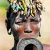 Women from the Mursi tribe - Pictures nr 2