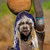 Women from the Mursi tribe - Pictures nr 4