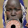 Women from the Mursi tribe - Pictures nr 6