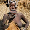 Women from the Mursi tribe - Pictures nr 8