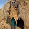 Women from the Mursi tribe - Pictures nr 9