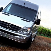 How to equip the Mercedes van? - Pictures nr 313