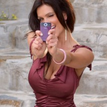 Pictures of Denise Milani from Facebook - Pictures nr 318