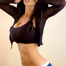 Pictures of Denise Milani from Facebook - Pictures nr 3