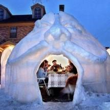 Zimowe zamki i igla ze śniegu - Zdjecie nr 338