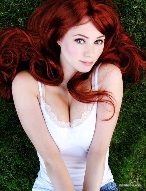 Red-Haired Beauties - Pictures nr 36