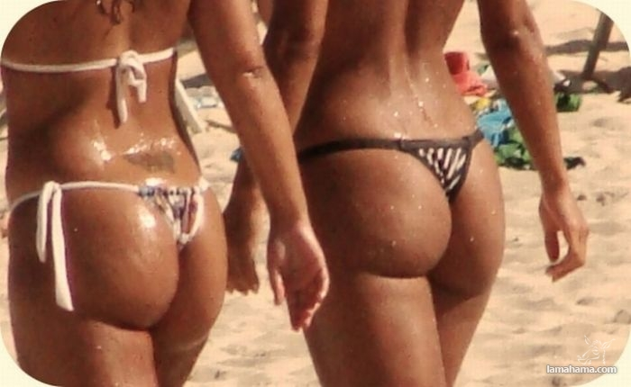 Girls from brazilian beach - Pictures nr 21