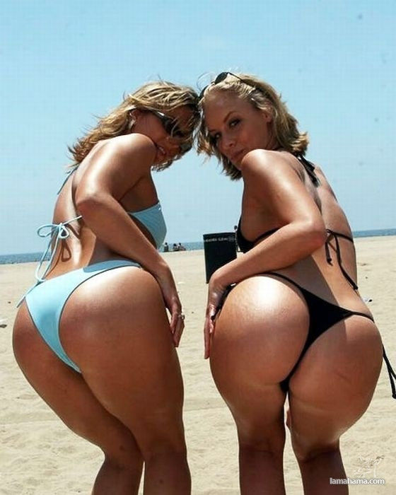 Girls from brazilian beach - Pictures nr 27