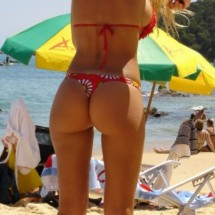 Girls from brazilian beach - Pictures nr 2