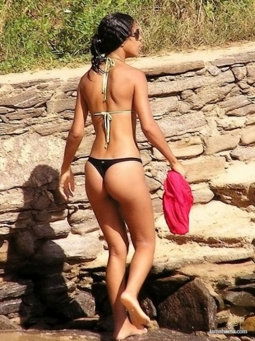 Girls from brazilian beach - Pictures nr 7