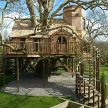 Awesome Treehouses - Pictures nr 368