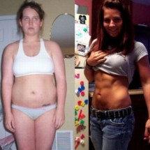 Girls from fat to fit - Pictures nr 380