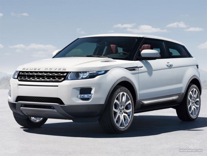 New Range Rover Evoque - Pictures nr 1