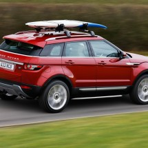 New Range Rover Evoque - Pictures nr 28