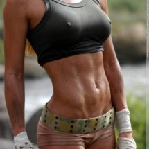 Athletic female waist - Pictures nr 3