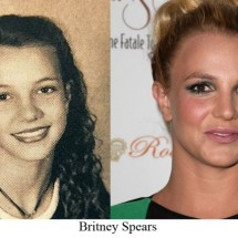 Celebrities: then and now - Pictures nr 3