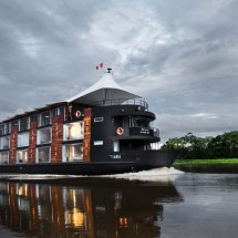 Luxury floating hotel at Amazon river - Pictures nr 437