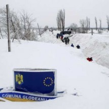 Village in Romania under the snow - Pictures nr 3