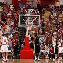 Awesome Basketball Fans - Pictures nr 2
