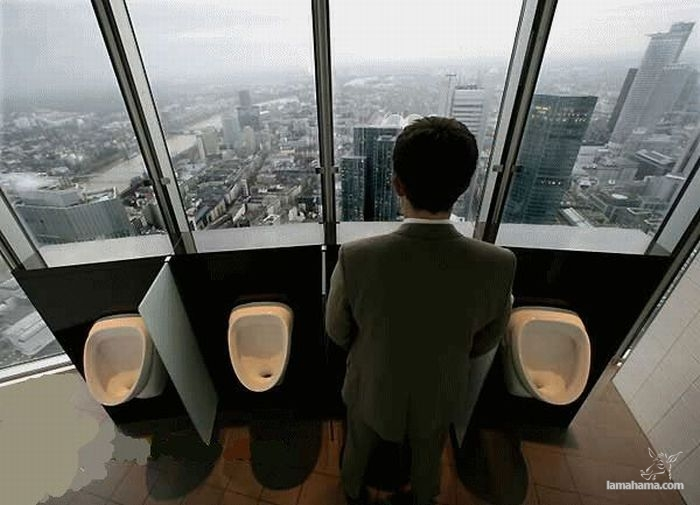 Niezwykłe toalety - Zdjecie nr 1