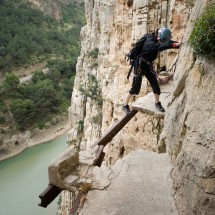 Caminito del Rey - Walk in the mountains - Pictures nr 456