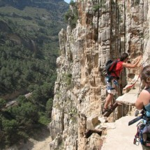 Caminito del Rey - Spacer po górach - Zdjecie nr 4