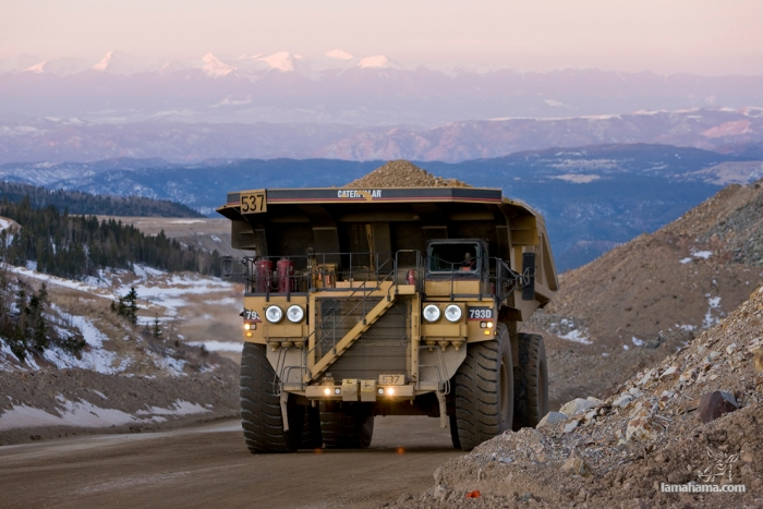 The world's biggest construction vehicles - Pictures nr 10