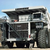 The world's biggest construction vehicles - Pictures nr 25