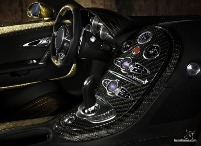 Mansory Bugatti Veyron - Pictures nr 1